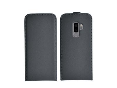 Калъф тефтер Slim Flexy за Samsung Galaxy S9 Plus 2018 (G965), Графит