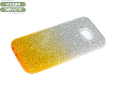Силиконов Гръб BLING за Samsung Galaxy A5 2017 A520, Златист