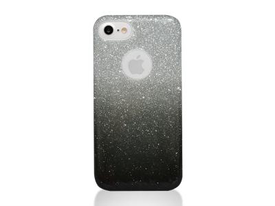 Силиконов Гръб BLING за iPhone 7 /iPhone 8 (4.7), Черен