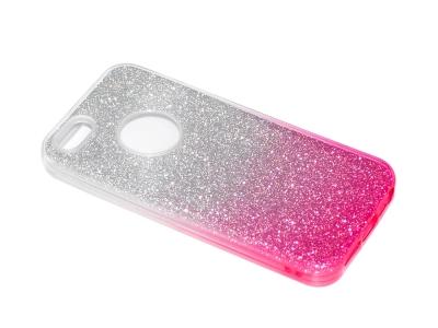 Силиконов Гръб BLING за iPhone 5 / 5S / SE , Розов