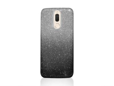Силиконов Гръб BLING за Huawei Mate 10 Lite , Черен