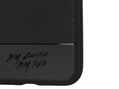 Силиконов Гръб Remax Vigor за iPhone X , Черен