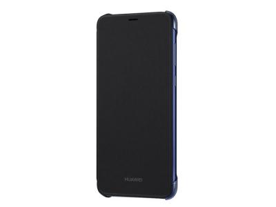 Оригинален Калъф Тефтер за Huawei P Smart  , Черен