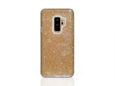 Калъф Гръб SHINING за Samsung Galaxy S9 Plus 2018, Златист