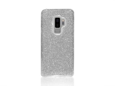 Калъф Гръб SHINING за Samsung Galaxy S9 Plus 2018, Сребрист