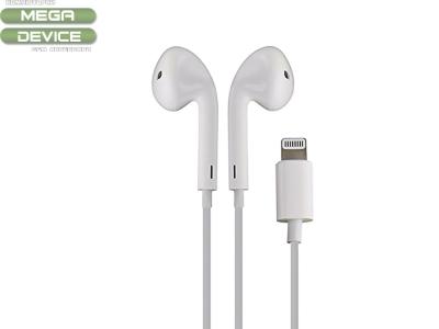 Оригинални Слушалки Apple MMTN2AM/A iPhone 7/7+/8/8+ bulk, Бял