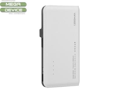 Power Bank DP633 Slim 12000mAh White