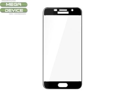 Стъклен протектор 3D Full Glue Curved Samsung Galaxy A5 2017 A520 , Черен