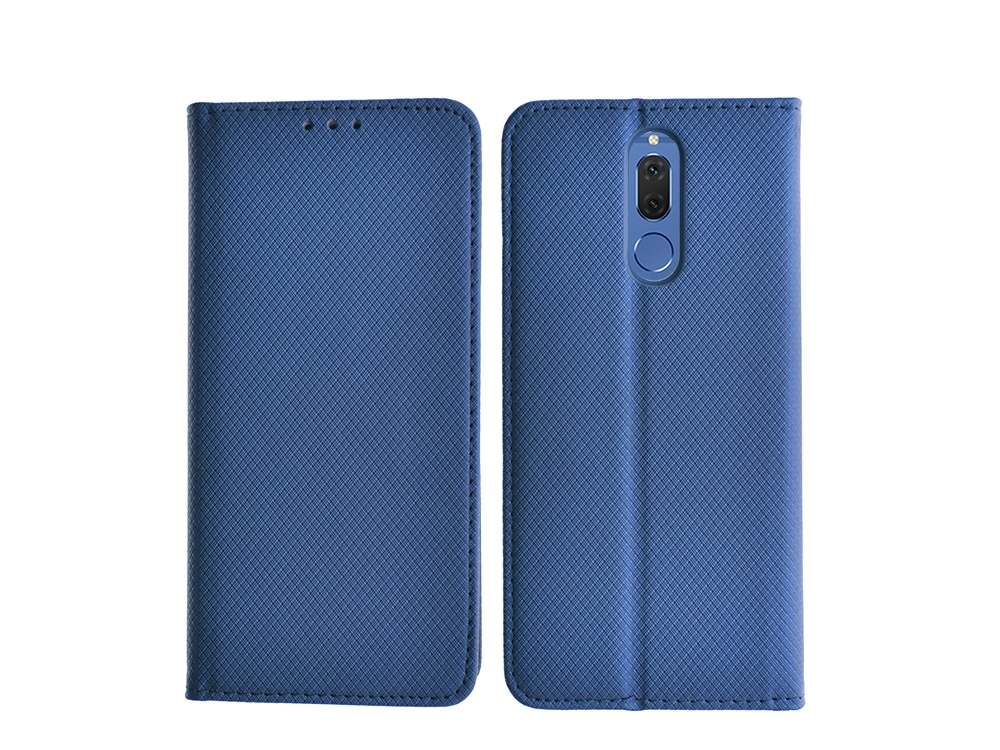 Калъф тефтер Smart за Huawei MATE 10 Lite , Син