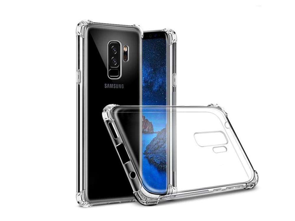 Силиконов гръб 0.5mm за Samsung Galaxy S9 Plus 2018 (G965), Прозрачен