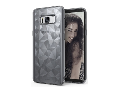 Силиконов гръб PRISM за Samsung Galaxy S8 Plus 2017, Прозрачен