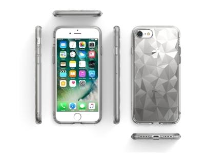 Силиконов гръб PRISM за iPhone 7 / 8  , Прозрачен