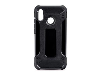 Удароустойчив гръб Armor за Huawei P20 Lite, Черен