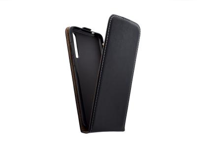 Калъф тефтер Slim Flexy за Huawei P20 Pro, Черен