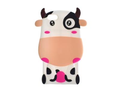 Силиконов Гръб 3D COW за Iphone 6 / 6s
