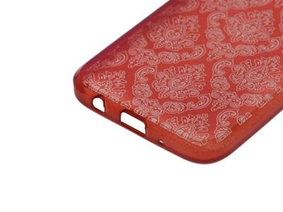 Силиконов гръб Orient за Samsung Galaxy J5 2017 J530 , Червен