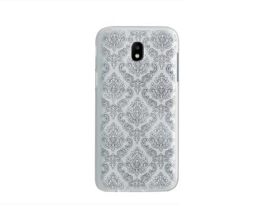 Силиконов гръб Orient за Samsung Galaxy J5 2017 J530 , Бял