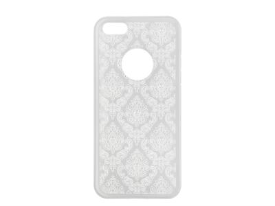 Силиконов гръб Orient за iPhone 5 / 5S / SE , Бял