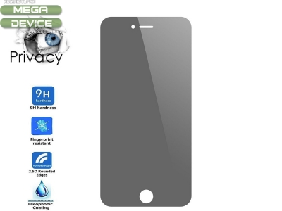 Стъклен Протектор PRIVACY Iphone 7 / Iphone 8