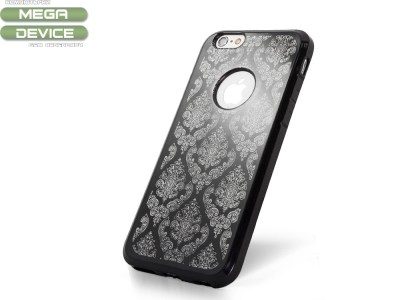 Силиконов гръб Orient за iPhone 7 / iPhone 8 , Черен