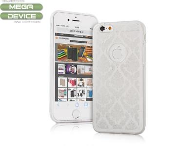 Силиконов гръб Orient за iPhone 7 / 8, Бял
