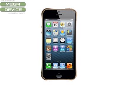 Калъф Гръб Силикон BLACKMOON за Iphone 5 / 5S / SE, Черен
