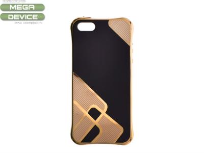 Калъф Гръб Силикон BLACKMOON Platin Symetry - Iphone 5 / 5S / SE