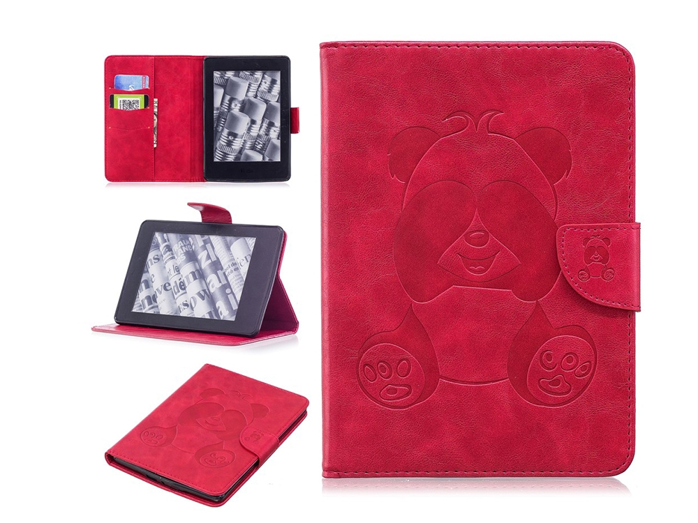 Калъф тефтер за Amazon Kindle Paperwhite 1/2/3 - Red