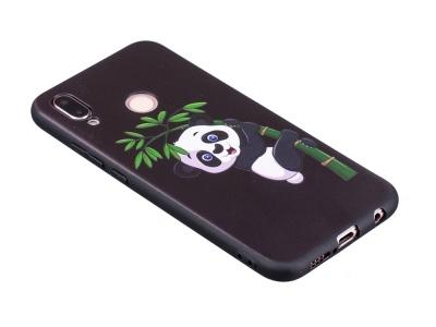 Силиконов гръб за Huawei P20 Lite , Панда