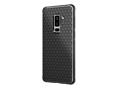 Силиконов гръб NILLKIN за Samsung Galaxy S9 Plus 2018 G965, Черен