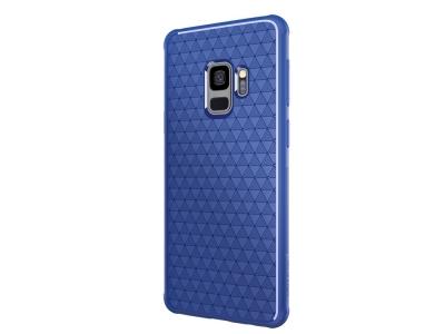 Силиконов гръб NILLKIN за Samsung Galaxy S9 2018 G960, Син