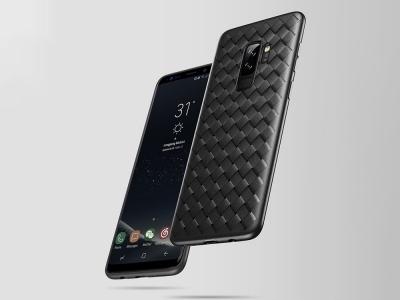 Силиконов гръб BASEUS за Samsung Galaxy S9 2018 G960 , Черен