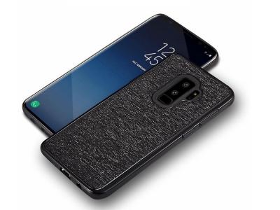 Силиконов гръб SULADA за Samsung Galaxy S9 2018 G960 , Черен
