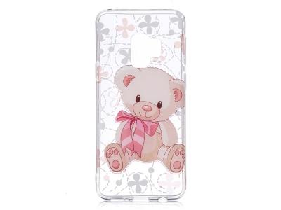 Силиконов гръб - Samsung Galaxy S9 - Cute Bear