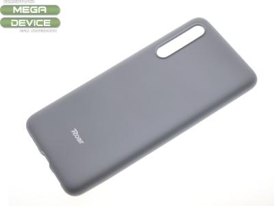 Силиконов гръб Roar за Huawei P20 Pro, Сив