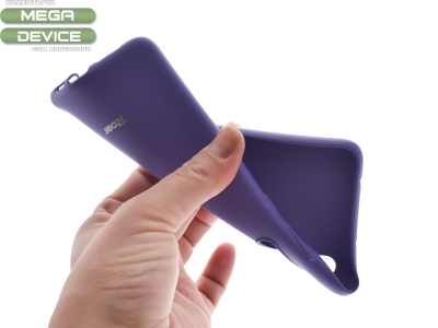 Силиконов гръб Roar за Huawei P20 Pro,Лилав