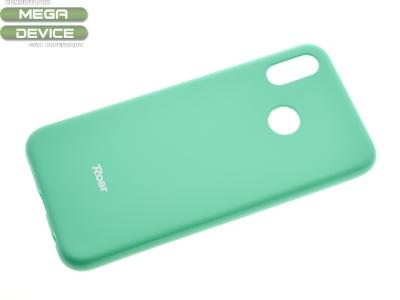 Силиконов гръб Roar за Huawei P20 Lite, Мента