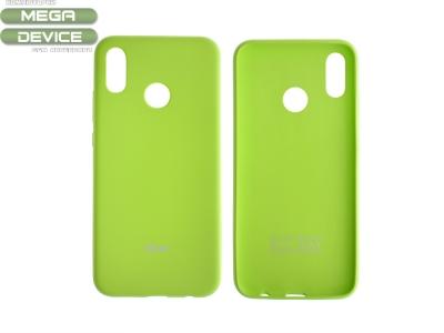 Силиконов гръб Roar за Huawei P20 Lite, Зелен