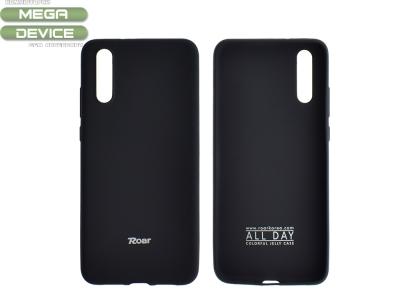 Силиконов гръб Roar за Huawei P20 , Черен