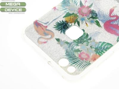 Силиконов Гръб за Huawei P10 lite, Многоцветен