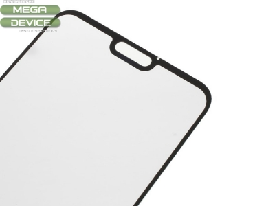 Стъклен протектор 3D Full за Huawei P20 Lite, Черен