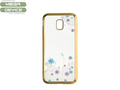 Силиконов Гръб за Samsung Galaxy J3 2017 J330, Златист