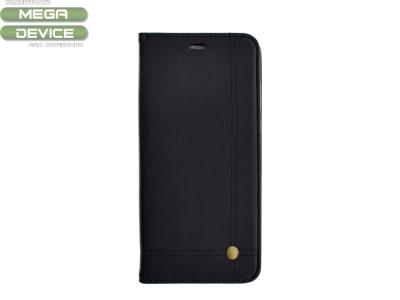 Калъф тефтер Prestige за Huawei Y7 2018 / Y7 Prime 2018, Черен