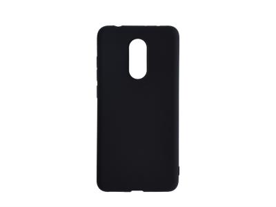 Силиконов гръб SOFT за Xiaomi Redmi 5, Черен
