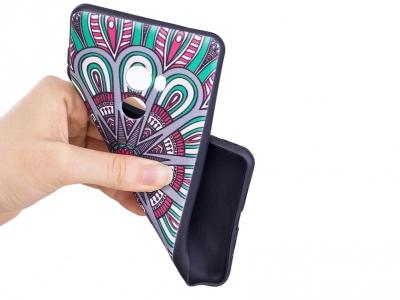 Силиконов гръб за Xiaomi Mi Mix 2 , Цветни Орнаменти