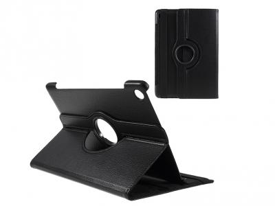 Калъф тефтер за Таблет за Huawei MediaPad M5 10 / M5 10 (Pro), Черен