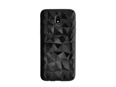 Силиконов гръб PRISM за Samsung Galaxy J5 2017 J530, Черен