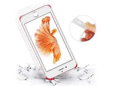 Стъклен протектор 5D Hybrid Full за IPhone 7 Plus / IPhone 8 Plus (5.5), Бял