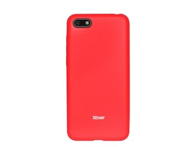 Силиконов гръб Roar за Huawei Y5 2018, Розов