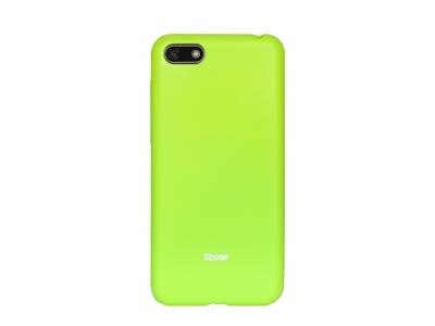 Силиконов гръб Roar за Huawei Y5 2018, Зелен